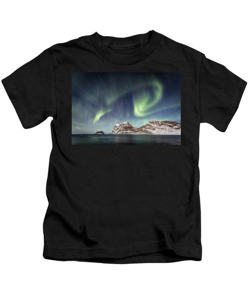 Light Show Kids T-Shirt