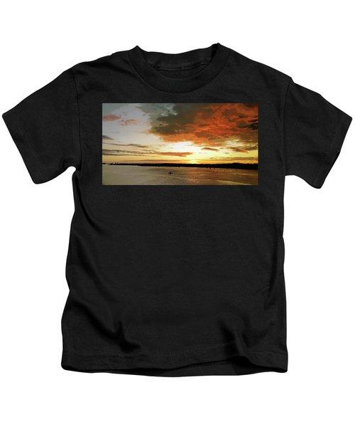 Light Show Kids T-Shirt