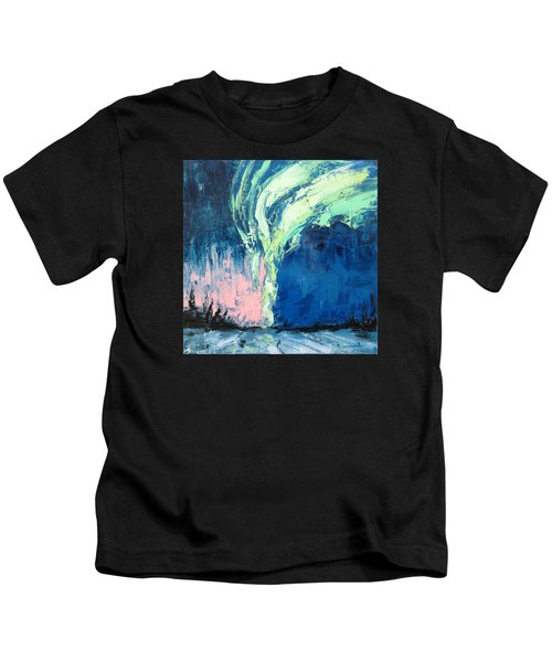 Light The Way Kids T-Shirt