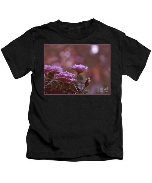 Like A Fine Rosie Of Pastels Kids T-Shirt