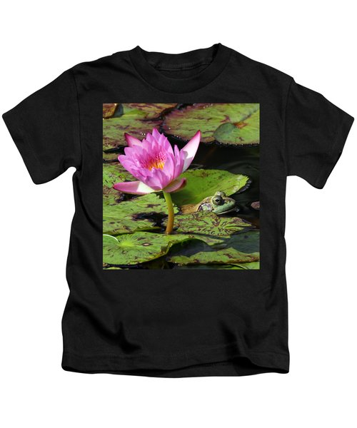 Lily And The Bullfrog Kids T-Shirt