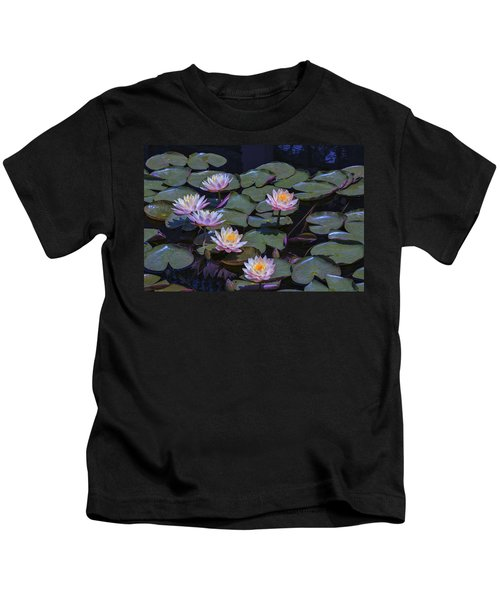 Lily Of The Night Kids T-Shirt