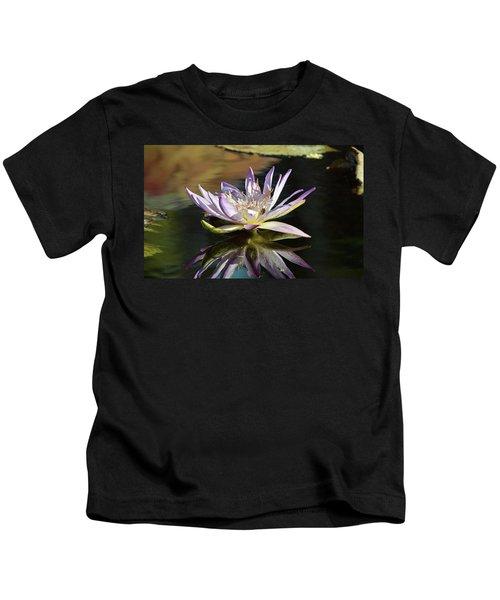 Lily Reflections Kids T-Shirt