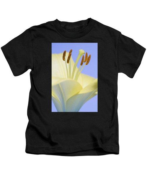 Lily Stamens  Kids T-Shirt