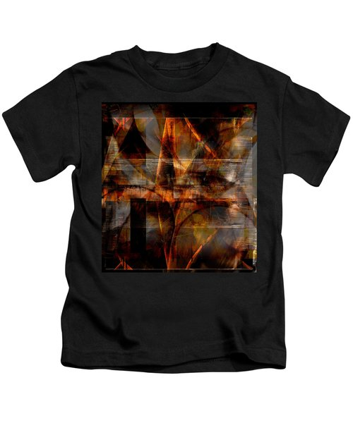 Lines Of Symmetry Kids T-Shirt