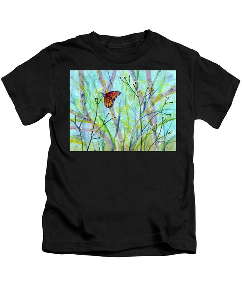 Lingering Memory 2 Kids T-Shirt