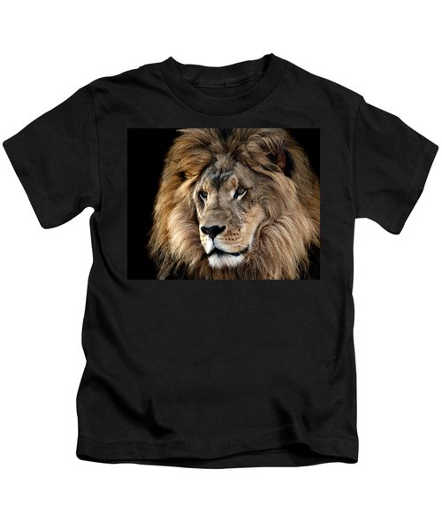 Lion King Of The Jungle 2 Kids T-Shirt