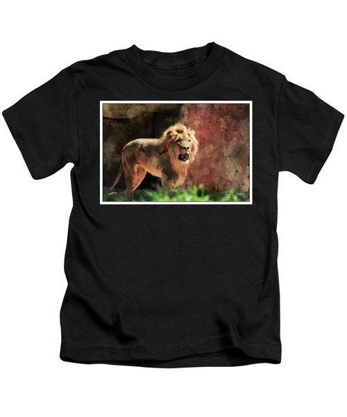 Lion Kids T-Shirt