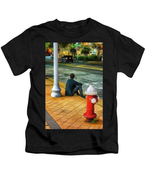 Listening  Kids T-Shirt