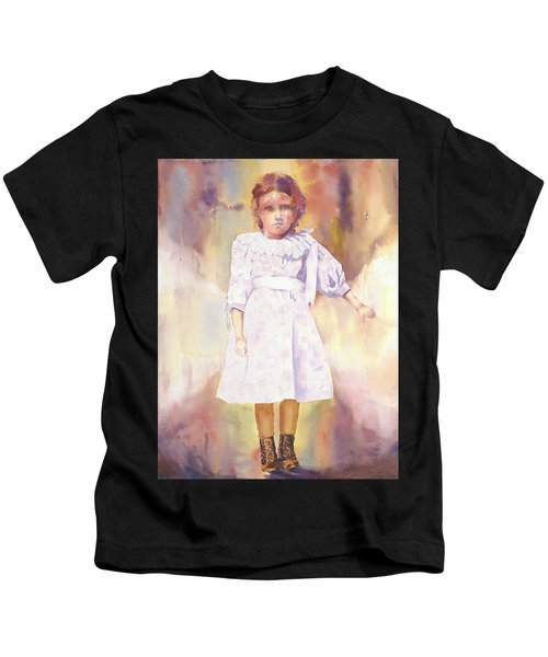 Little Anna Kids T-Shirt