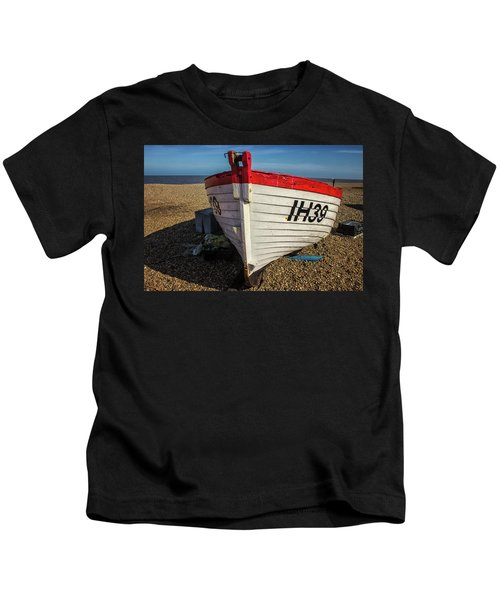 Little Red Boat Kids T-Shirt
