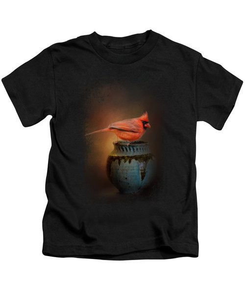 Little Red Guardian Kids T-Shirt