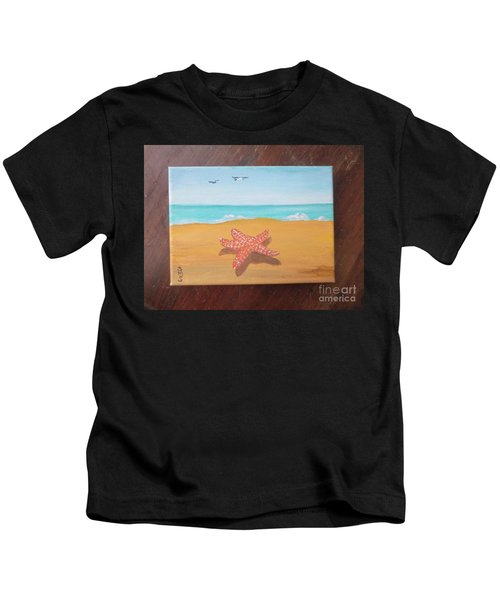 Little Star Fish Kids T-Shirt