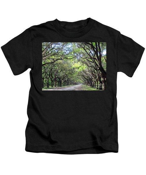 Live Oak Canopy Kids T-Shirt