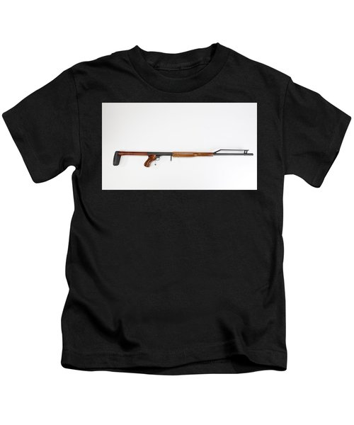 Ljutic Space Rifle Kids T-Shirt