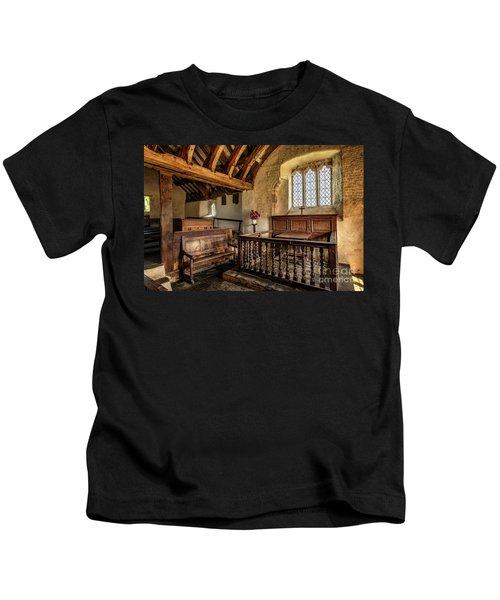 Llangelynnin Church Kids T-Shirt