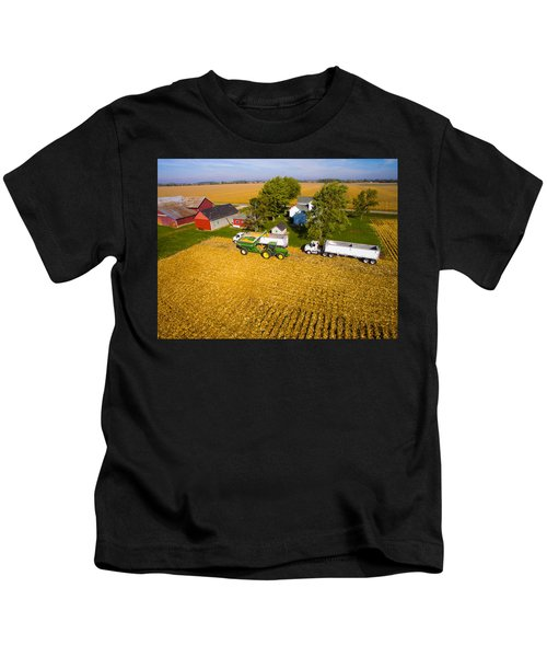 Loading The Semis Kids T-Shirt