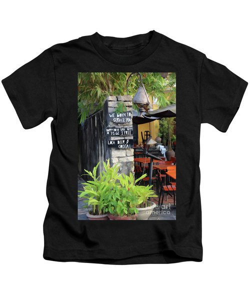 Local Beer Hoi An Paint  Kids T-Shirt