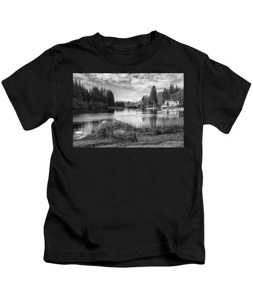 Loch Ard In Aberfoyle Kids T-Shirt