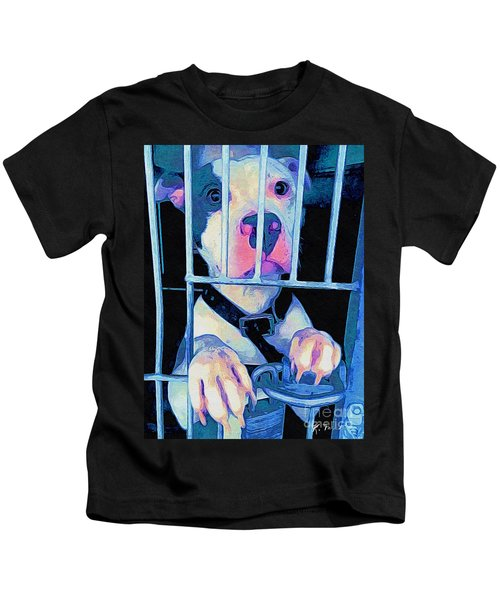 Locked Up Kids T-Shirt