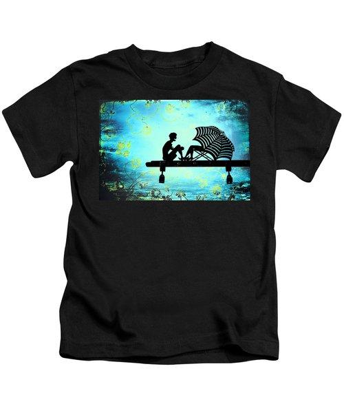 Locks Of Love Kids T-Shirt