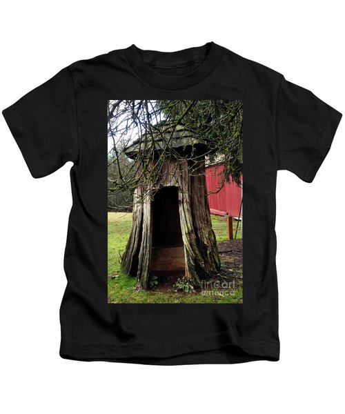 Loggers Outhouse Kids T-Shirt