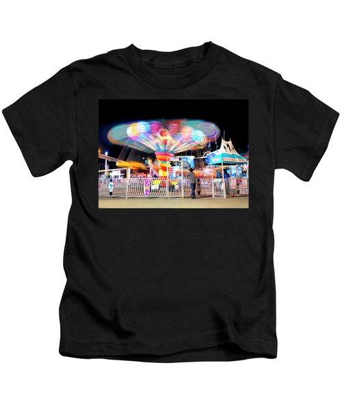 Lolipop Wheel- Kids T-Shirt
