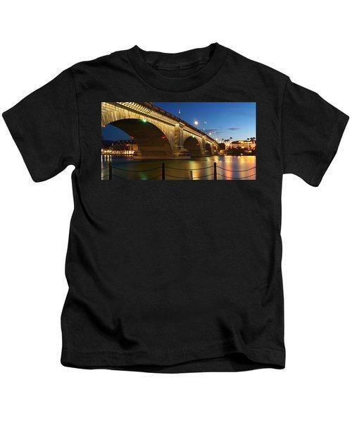 Twilight Reflections Kids T-Shirt