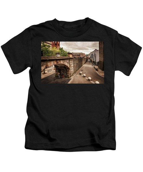 Londonderry Song Kids T-Shirt