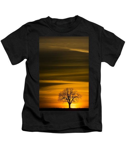 Lone Tree - 7064 Kids T-Shirt