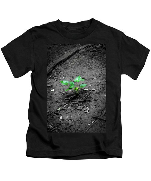 Lonely Plant Kids T-Shirt
