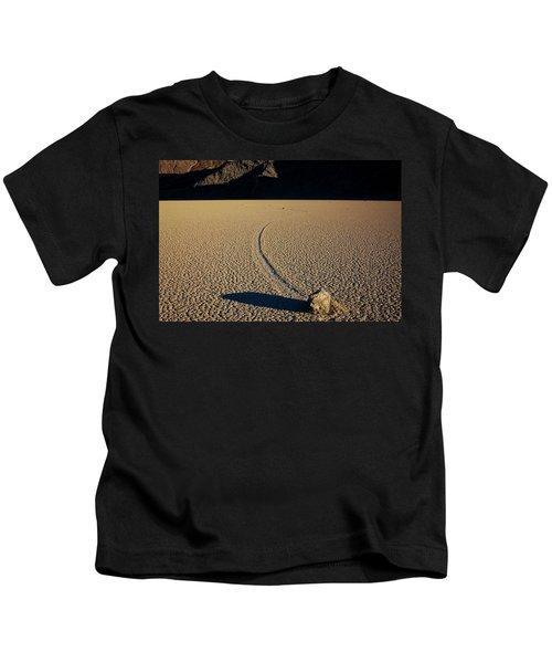 Long Tracks Kids T-Shirt