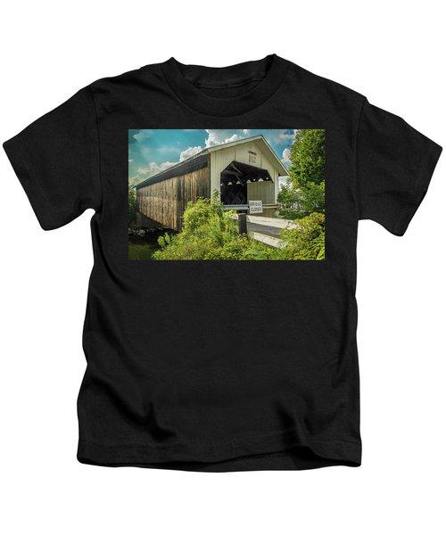 Longley Bridge Kids T-Shirt