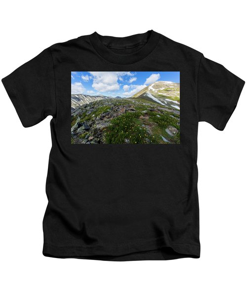 Looking Ahead Kids T-Shirt