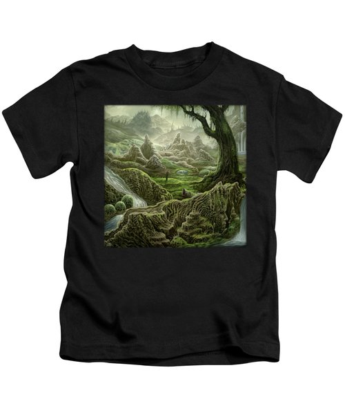 Looking Inward Kids T-Shirt