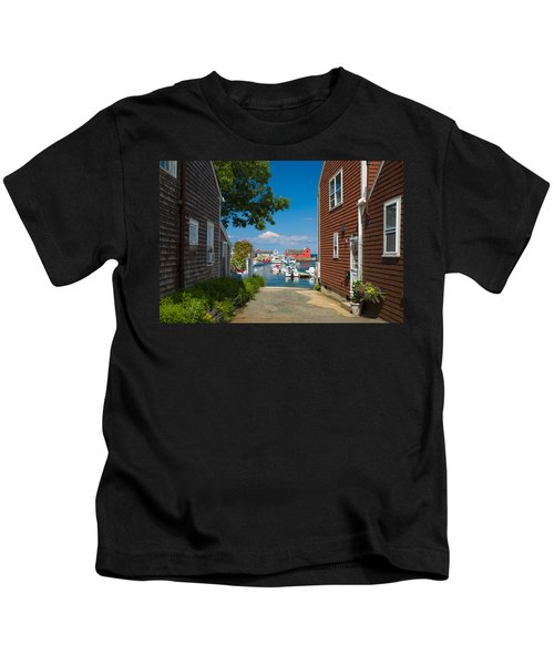 Looking Rockport Kids T-Shirt