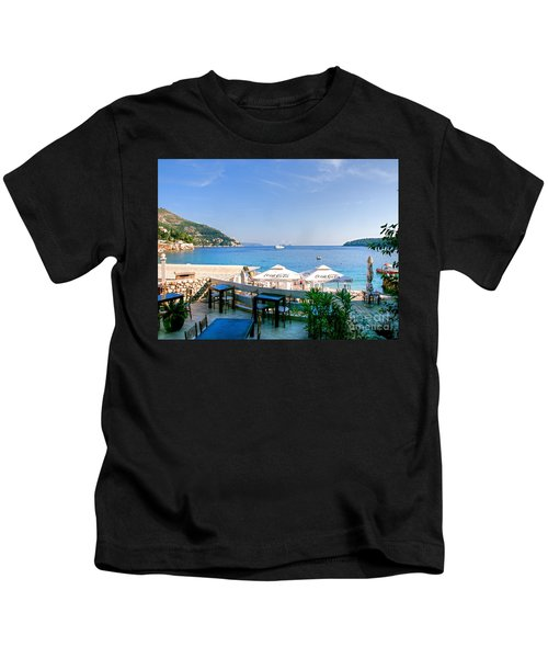 Looking To Dine Out Kids T-Shirt