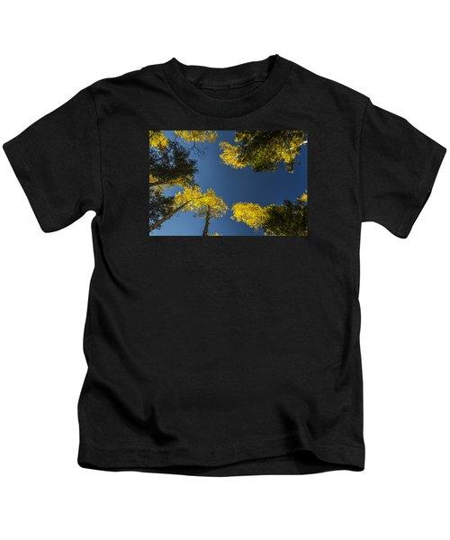 Looking Up Kids T-Shirt