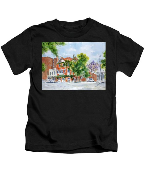 Lord Dudley Hotel Kids T-Shirt