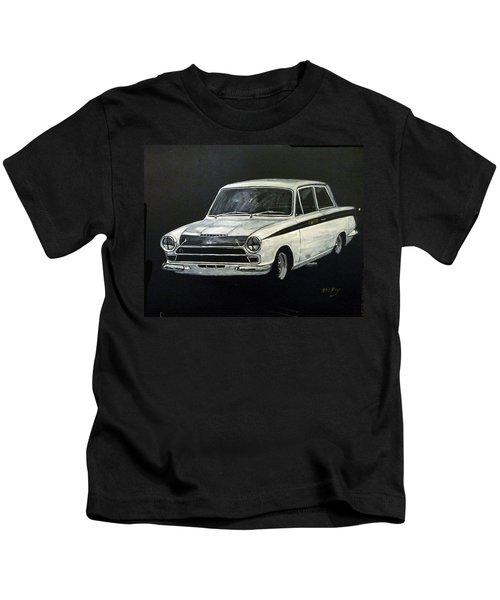 Lotus Cortina Kids T-Shirt