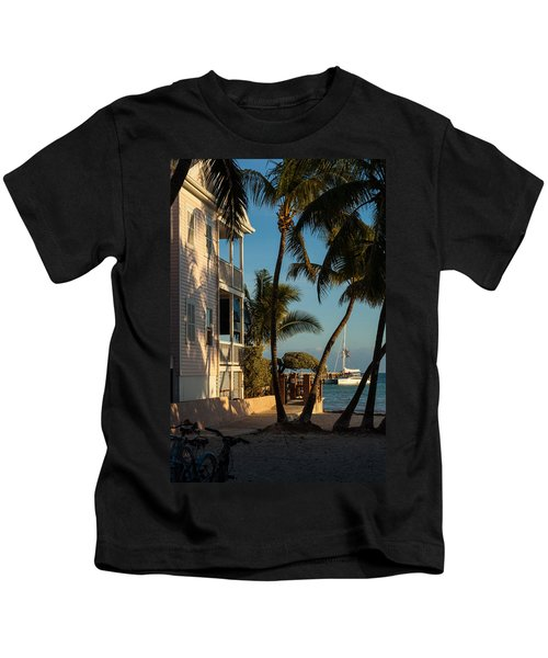 Louie's Backyard Kids T-Shirt