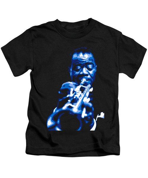 Louis Armstrong Kids T-Shirt