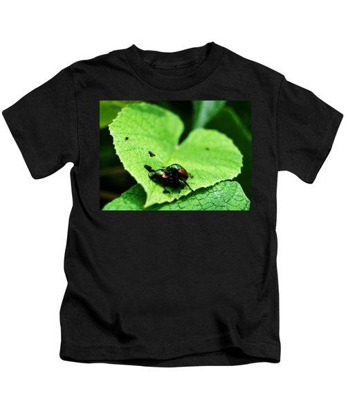 Love Bugs Kids T-Shirt