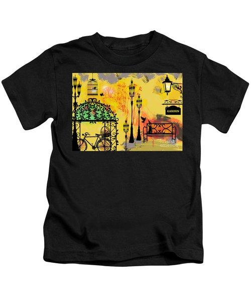 Love Garden  Kids T-Shirt