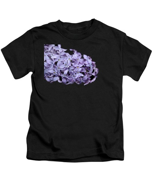 Love In Lilac Kids T-Shirt