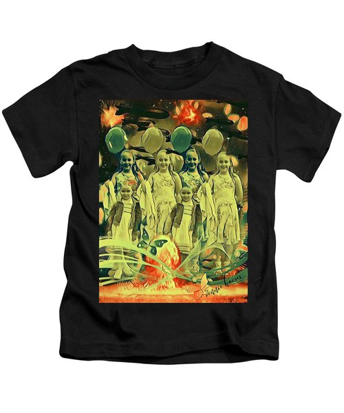Love In The Age Of War Kids T-Shirt