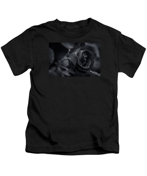 Sweet Love Roses And Water Kids T-Shirt