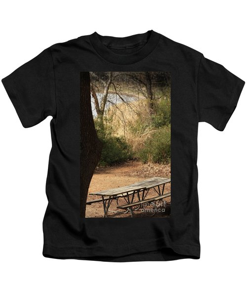 Lovely Day For A Picnic Kids T-Shirt