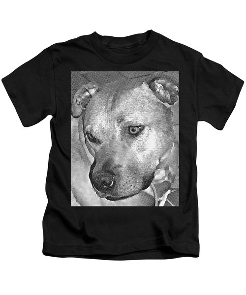 Lovely Dog Kids T-Shirt