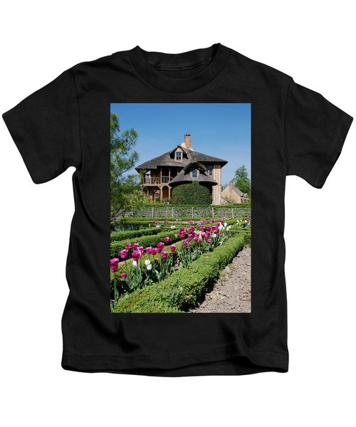 Lovely Garden And Cottage Kids T-Shirt